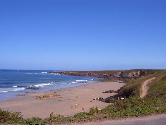 #Playa de Arnao en  Figueras.  #occidenteasturiano