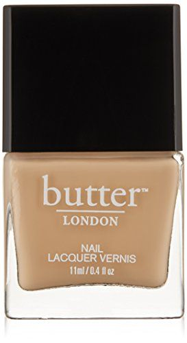 butter LONDON Nail Lacquer, Neutral & Brown Shades, High Tea: