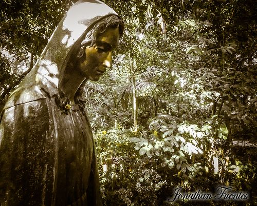 Virgen del Negra Hipolita