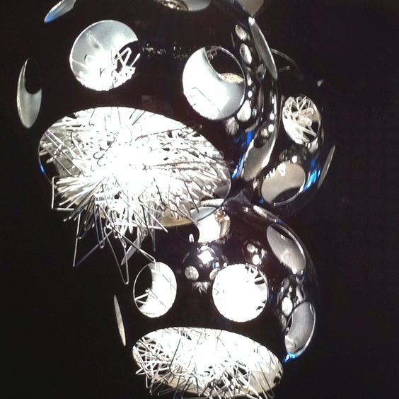 Paper clip lights