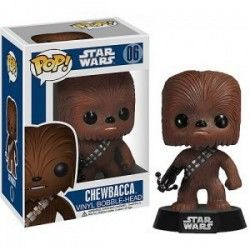 FIGURA POP STAR WARS: CHEWBACCA