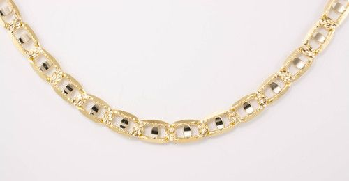 s latest chains italian made men in gold deals groupon franco mens plating white chain gg