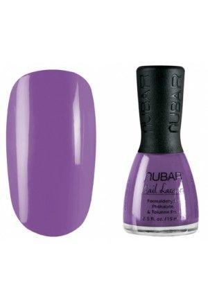 semi-opaque medium modern purple creme