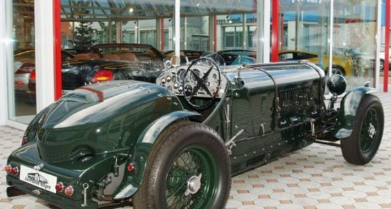 1924 Bentley 8 Litre  - 3/8 Litre Special