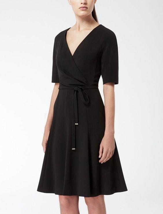 Cady Dress - Max Mara Studio - Dresses - Pinterest - Max mara ...