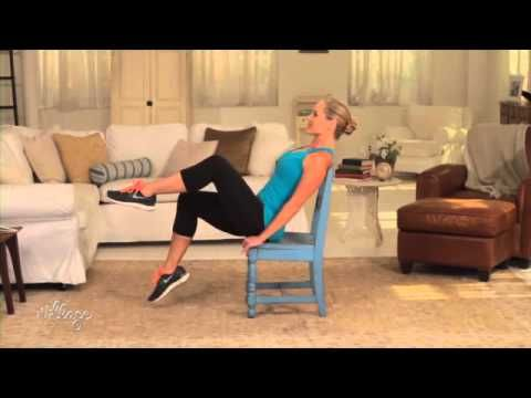 chair exercises  easy chairs and exercise on pinterest