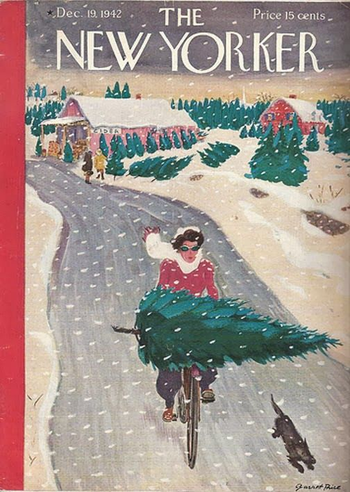 6.+The+New+Yorker,+December+19,+1942+by+Garrett+Price.jpg 504×708 pixels
