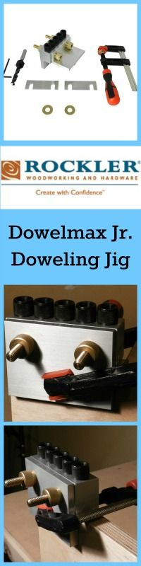 Dowelmax Jr Doweling Jig Products, Tools and