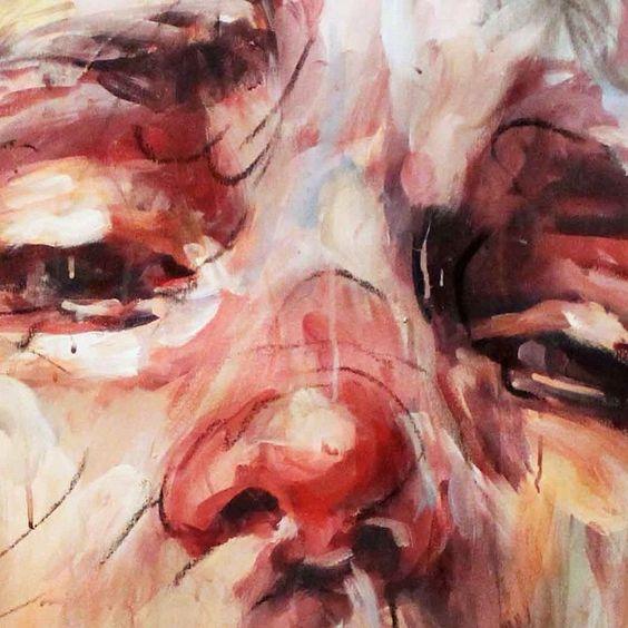 """""""Art should comfort the disturbed and disturb the comfortable."""" - Cesar A. Cruz"""