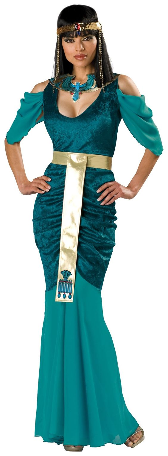 Sexy Cleopatra Halloween Costume Ideas for Women