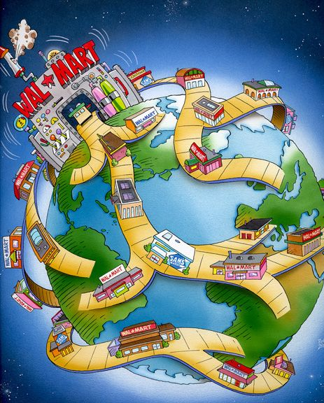 walmart and globalization essay