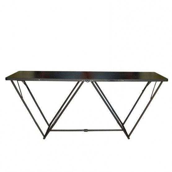 Portable Folding Display Table With Images Table Portable
