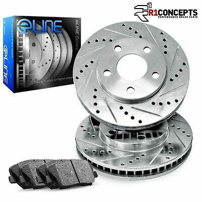 For 1990 Ford Bronco Ii Front Eline Drill Slot Brake Rotors Ceramic Brake Pads Ebay In 2020 Ceramic Brake Pads Ceramic Brakes Brake Rotors