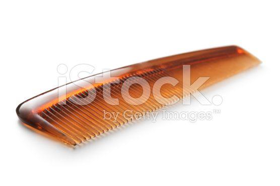Bath: Comb royalty-free stock photo