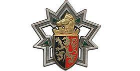 Insigne régimentaire du 3ème régiment du génie
