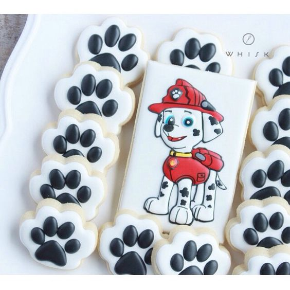Paw Patrol, Cookies And Photos On Pinterest