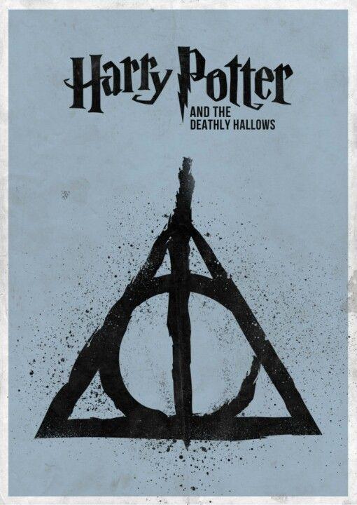 Harry potter on pinterest for Art minimal livre