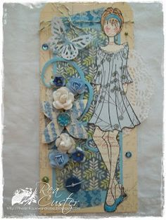 prima doll tags - Google Search-Beautiful!