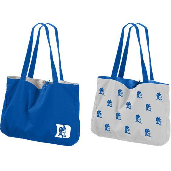 Duke Blue Devils NCAA Reversible Tote Bag