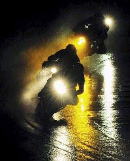 Riders by night