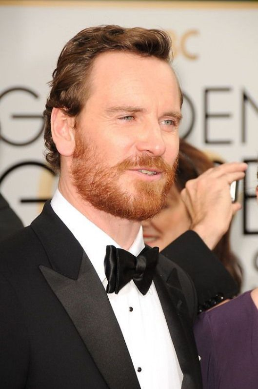 Good Morning And More And More Ginger Beard For Everybody Menfacialhair Men Michael Fassbender Mens Facial Hair Styles James Mcavoy Michael Fassbender