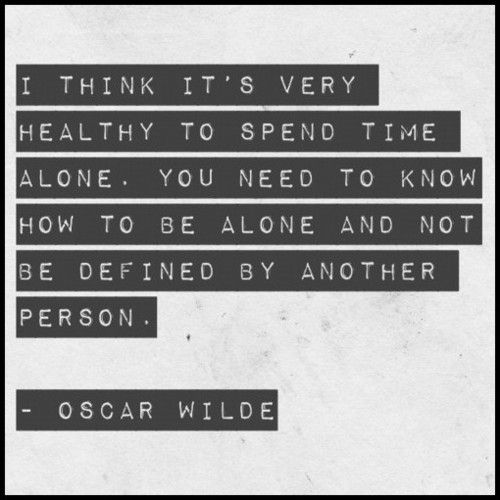 The Unloved And The Unnatural....... being alone does not always equate to loneliness