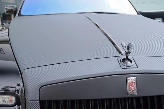 2011 All Carbon Fiber By Symbolic Motor Car Company Phantom Fixed