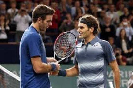 Novak Djokovic says it is difficult to predict winner of Federer-del Potro match