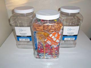 Food Storage Frenzy!