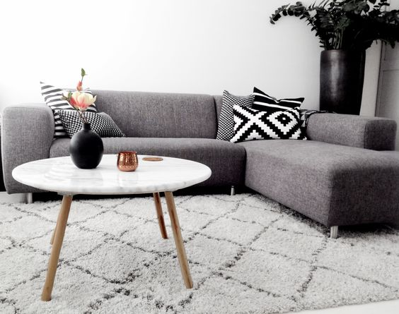 Love my coffee table/marble/scandinavian/whites