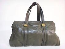 Vintage Handtasche Grau  16,90 Euro