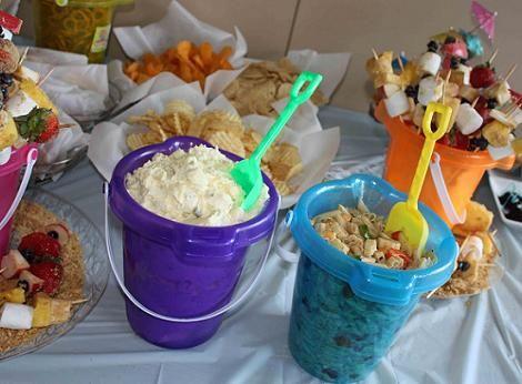 Decoracion de fiestas infantiles en la playa buscar con for Decoracion verano para jardin infantil