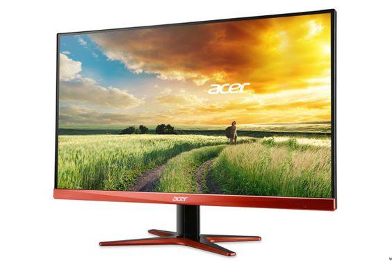Acer XG270HU Brings World's First Edge-To-Edge Frameless Display via Ubergizmo