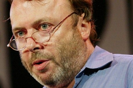 Christopher Hitchens -- a brilliant mind.  Even when I disagreed with what he said, I had to admit he said it brilliantly.