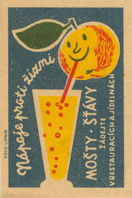 czechoslovakian matchbox label | Jane McDevitt | Flickr