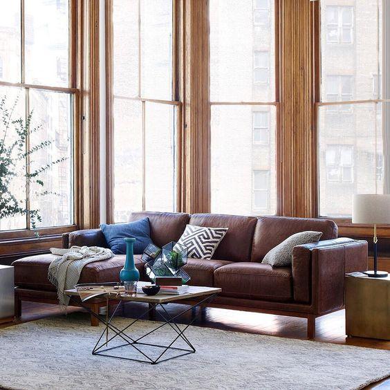 Sofa da tphcm nhập khẩu vì sao không nên mua sofa bọc da tiếp xúc