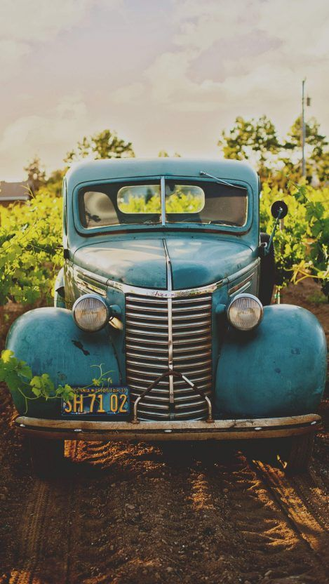 Chevrolet Old Car Iphone Wallpaper Free Getintopik In 2020 With