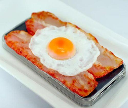Eggs & Bacon iPhone Case
