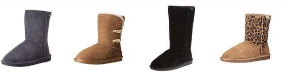 55% Off Cozy Women's Boots