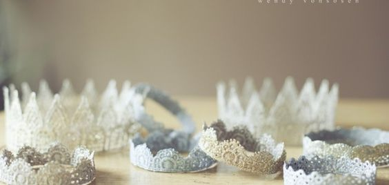 For royalty...: