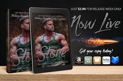 Twin Sisters Rockin' Book Reviews: Stone by Hilary Storm and Kathy Coopmans is…