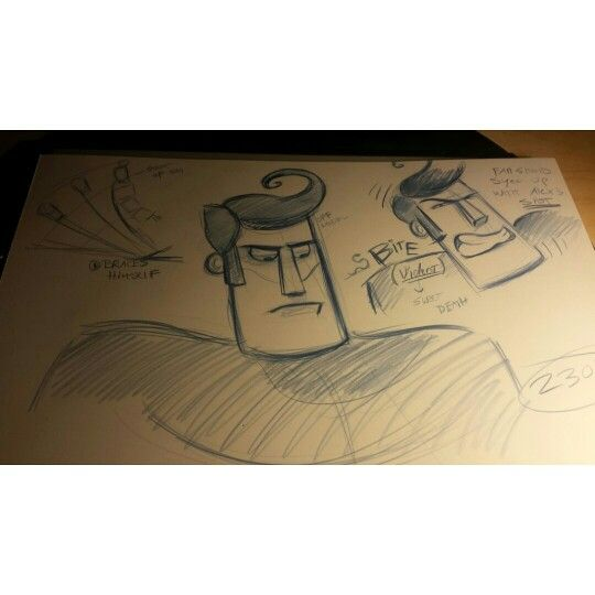 Book of life thumbnails for animation
