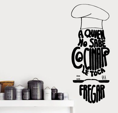 Wall decal sticker frases and wall decals on pinterest for Stickers decorativos pared