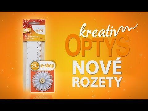 Nové rozety OPTYS - YouTube