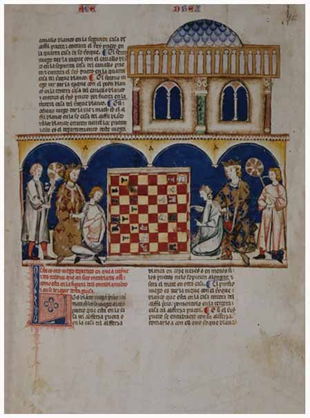 Alfonso X Book of Games. 29
