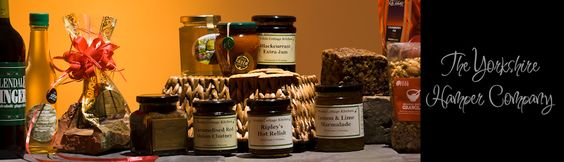 Gorgeous artisan products made in Yorkshire #follow on Twitter   @DalesHamperCo  http://theyorkshirehamperco.com//