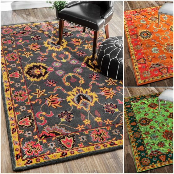 nuLOOM Handmade Overdyed Traditional Wool Rug (7'6 x 9'6) - Overstock™ Shopping - Great Deals on Nuloom 7x9 - 10x14 Rugs