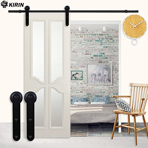 Barn Door Track System Barn Door Trolley Hardware Sliding Door Tracks For Sheds 20190325 March 25 Sliding Screen Doors Diy Screen Door Patio Screen Door