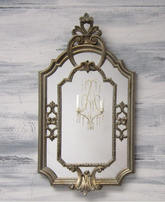 Mirrors for sale vintage mirrors and for sale on pinterest for Fancy wall mirrors for sale