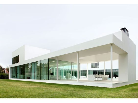 Villa VH - Stéphane Beel Architects